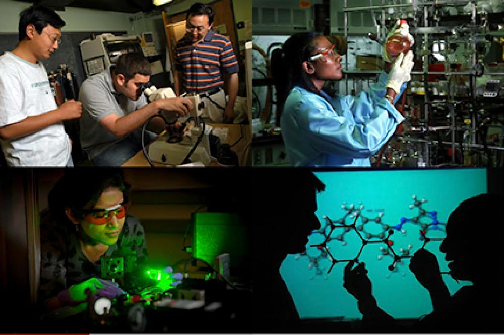 NCSU Department of Chemistry REU Program